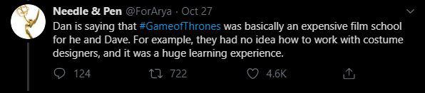Tập cuối của Game of Thrones quá tệ, Disney cắt luôn hợp đồng với bộ đôi biên kịch của series này - Ảnh 4.
