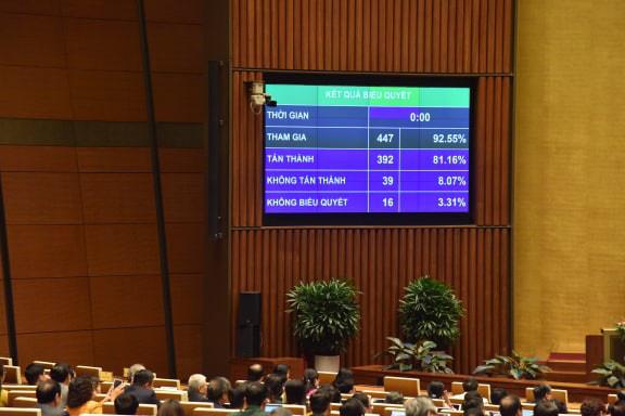 Quốc hội cho phép Hà Nội thí điểm mô hình chính quyền đô thị - Ảnh 1.