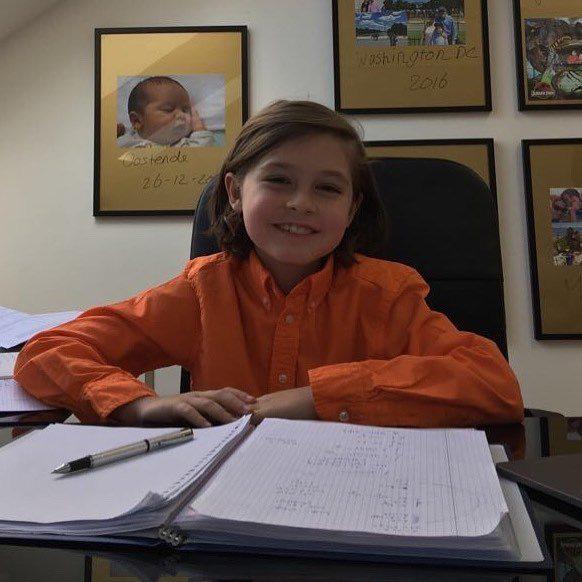 Cậu bé 9 tuổi này sắp trở thành người nhận bằng Đại học trẻ nhất trên Thế giới - Ảnh 3.