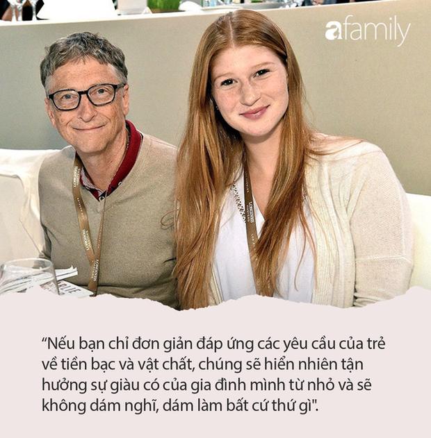 Cách Bill Gates dạy con gái: Cấm tiệt điện thoại đến năm 14 tuổi, mọi ước mơ đều được gia đình ủng hộ hết mình - Ảnh 2.