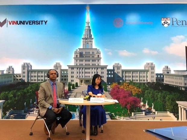 VinUni và tham vọng xây dựng mô hình đại học chưa từng có ở Việt Nam - Ảnh 1.