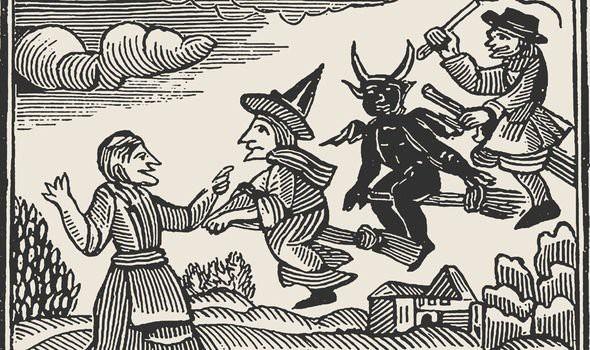 Niềm tin vào ma quỷ sinh ra để giúp các xã hội Trung Cổ kiểm soát dịch bệnh - Ảnh 2.