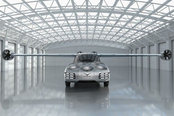 Cặp vợ chồng người Mỹ dự tính bán ô tô bay vào năm 2025 - Ảnh 2.