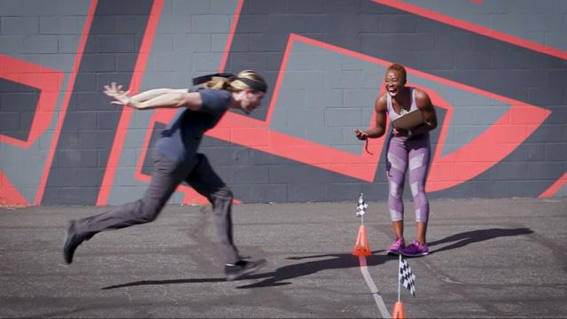 Thử nghiệm: Chạy như Naruto có làm cho bạn nhanh hơn không? - Ảnh 5.