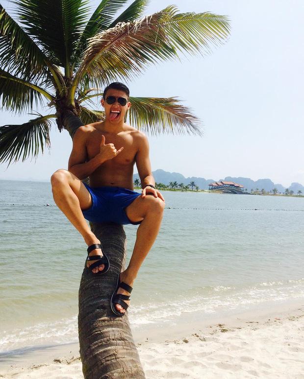 sea games 30 - photo 1 1573090982345605175493 - Nam thần Việt kiều của tuyển bơi lội Việt Nam dự SEA Games 30: Thạc sĩ kinh tế tại Mỹ, bụng 8 múi, biết nấu món Việt