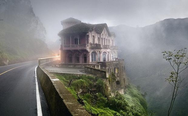 Hotel del Salto: Từ khách sạn sang dành cho giới quý tộc đến địa điểm tự tử nổi tiếng, gắn liền với những lời đồn chết chóc kì lạ - Ảnh 10.