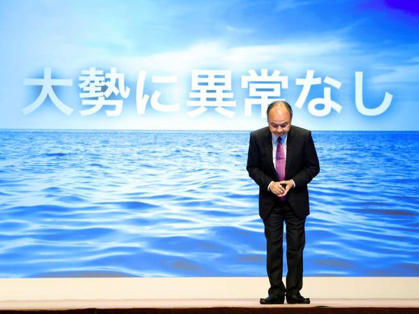 Masayoshi Son vừa có một bài thuyết trình điên rồ: Mang một 'con voi' vào phòng họp, 'hoang tưởng' rằng kỳ lân gãy sừng WeWork sẽ có lãi và tăng trưởng chóng mặt! - Ảnh 12.