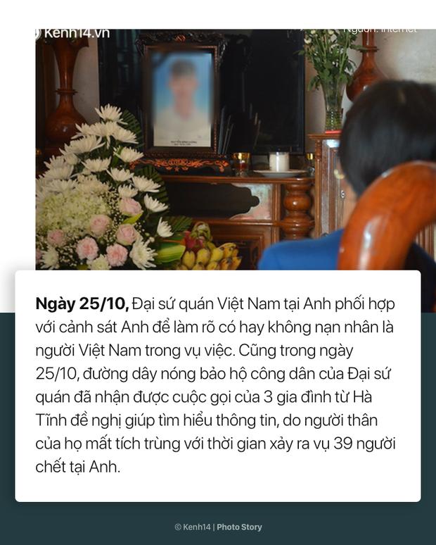 Toàn cảnh vụ 39 thi thể người Việt được phát hiện trong xe container ở Anh - Ảnh 4.
