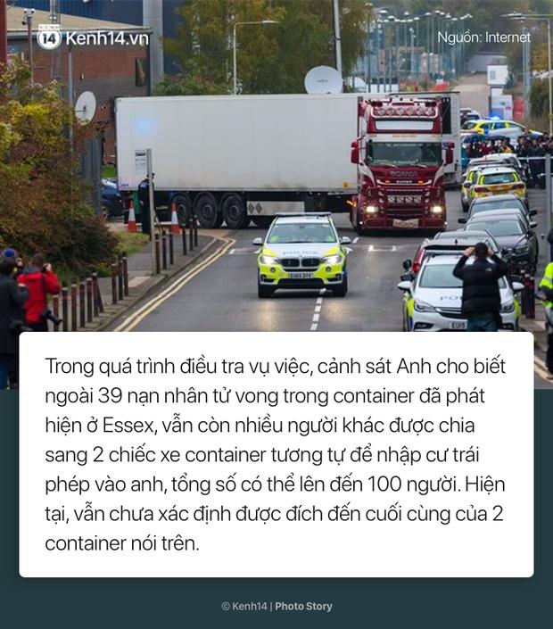 Toàn cảnh vụ 39 thi thể người Việt được phát hiện trong xe container ở Anh - Ảnh 7.