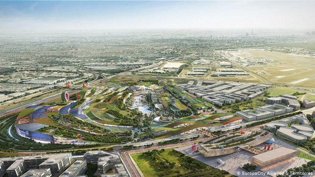 Tổng thống Pháp hủy dự án tỉ USD có sự góp mặt của Trung Quốc - Ảnh 1.