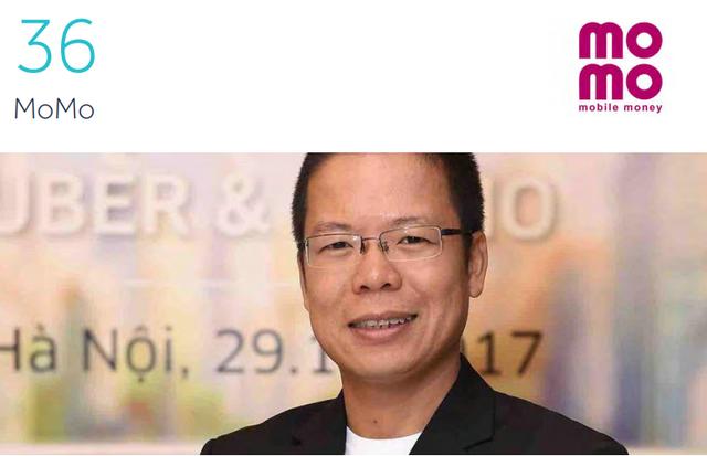 Momo là đại diện Việt Nam duy nhất trong Top50 fintech toàn cầu, Finhay lần đầu vào Top 50 công ty mới nổi - Ảnh 3.