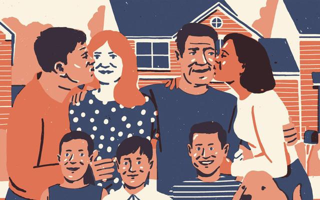 TP.HCM đề xuất hỗ trợ mua nhà cho vợ chồng sinh con thứ hai: Nếu một đứa trẻ được chăm sóc bởi hai bố mẹ và bốn ông bà nội, ngoại thì trong tương lai sẽ phải chăm sóc sáu người lớn  - Ảnh 1.