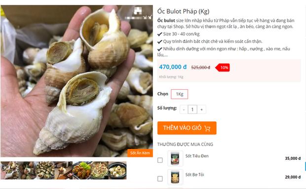 Ốc Bulot Pháp: Từng chả ai ăn, dùng làm mồi cho cá đến chỗ trở thành thực phẩm đắt cả nửa triệu bạc vẫn hết hàng - Ảnh 5.
