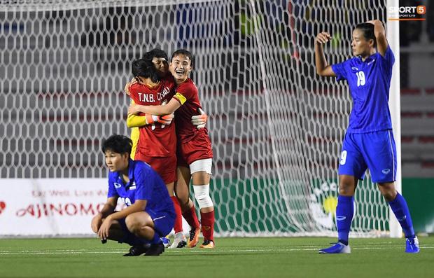 Chiến binh của tuyển nữ Việt Nam: Khi nàng Kiều biết đá bóng, mơ World Cup và câu nói hết hồn của bố mẹ khi thấy máu đỏ trên đùi con gái - Ảnh 2.