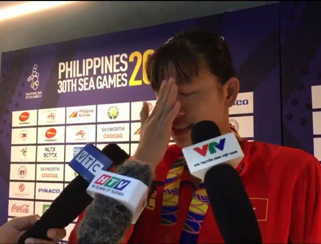 SEA Games 30: Góc khuất của những tấm huy chương và giọt nước mắt xót xa của các nữ vận động viên mang vinh quang về cho thể thao nước nhà - Ảnh 2.