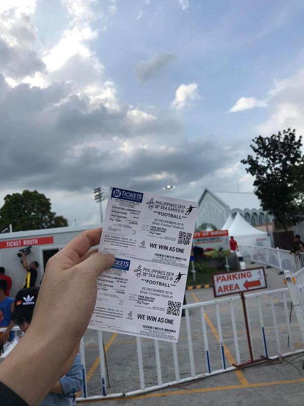 Mang văn hóa phe vé sang tận Philippines, một số người Việt khiến chính đồng bào của mình giận tím mặt trước thềm chung kết SEA Games 30 - Ảnh 9.