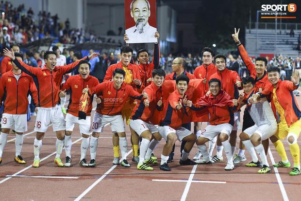Lịch sử: Lần đầu tiên sau 10 năm, thể thao Việt Nam kết thúc SEA Games với vị trí thứ hai toàn đoàn, lần đầu tiên sau 16 năm đứng trên Thái Lan - Ảnh 1.