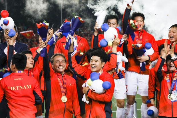 Mức thưởng cho đoàn VĐV Việt Nam tại SEA Games 30: Tối thiểu là 65 triệu đồng/HCV - Ảnh 1.