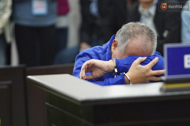 Kẻ truy sát cả nhà em ruột ở Đan Phượng cúi gằm mặt khi bị tuyên án tử hình - Ảnh 48.