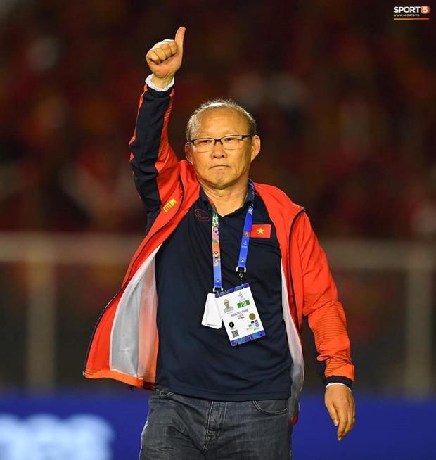 HLV Park Hang-seo: Sự nghiệp của tôi tại Hàn Quốc đã kết thúc rồi, giờ tôi đã gắn bó với Việt Nam - Ảnh 1.