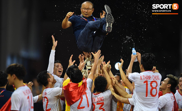 HLV Park Hang-seo: Sự nghiệp của tôi tại Hàn Quốc đã kết thúc rồi, giờ tôi đã gắn bó với Việt Nam - Ảnh 2.
