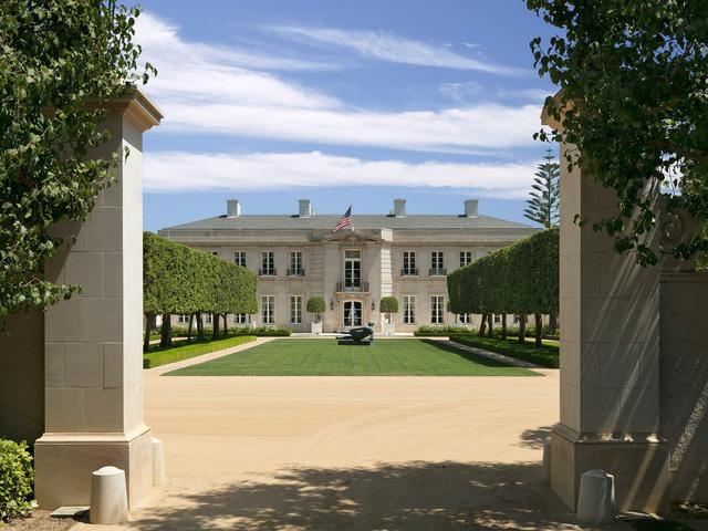 Chiêm ngưỡng dinh thự 150 triệu USD đắt nhất khu nhà giàu California - Ảnh 4.