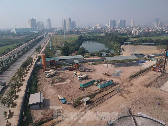 Nhà máy xử lý nước thải 16.000 tỷ được kỳ vọng cứu sông Tô Lịch giờ thế nào? - Ảnh 3.