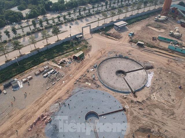 Nhà máy xử lý nước thải 16.000 tỷ được kỳ vọng cứu sông Tô Lịch giờ thế nào? - Ảnh 9.