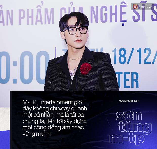 Loạt phát biểu của chủ tịch M-TP Entertainment Nguyễn Thanh Tùng: Tôi luôn khuyên mọi người hãy uyên thâm tất cả những việc mà bạn làm! - Ảnh 2.