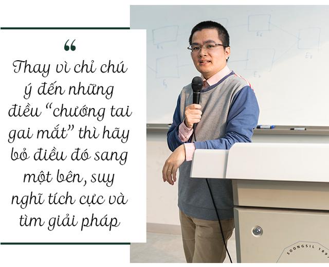 TS Đinh Ngọc Thạnh: Một người như mình thì chẳng làm được gì cả, nhưng một triệu bạn trẻ Việt Nam ra thế giới mang kiến thức về thì… - Ảnh 11.