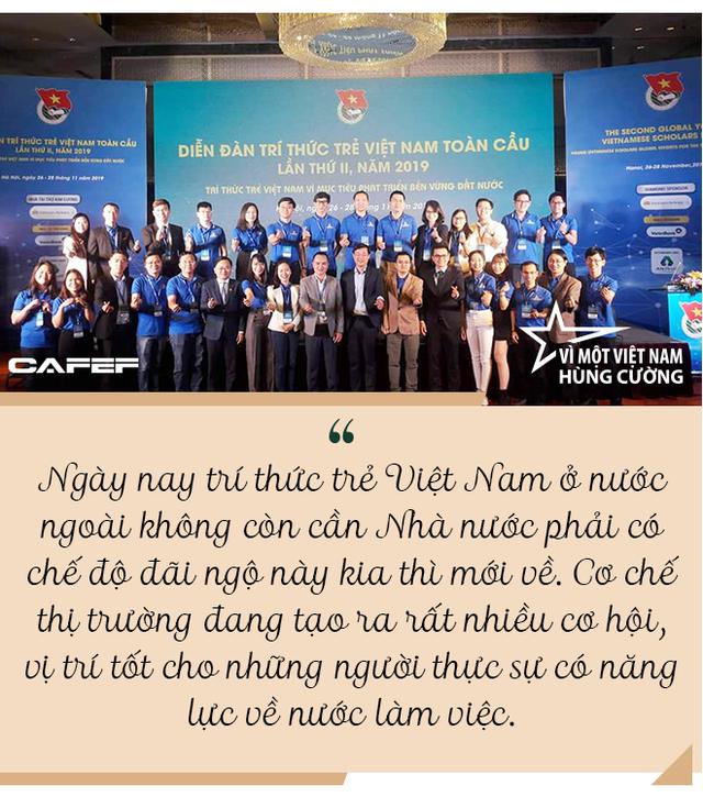 TS Đinh Ngọc Thạnh: Một người như mình thì chẳng làm được gì cả, nhưng một triệu bạn trẻ Việt Nam ra thế giới mang kiến thức về thì… - Ảnh 3.