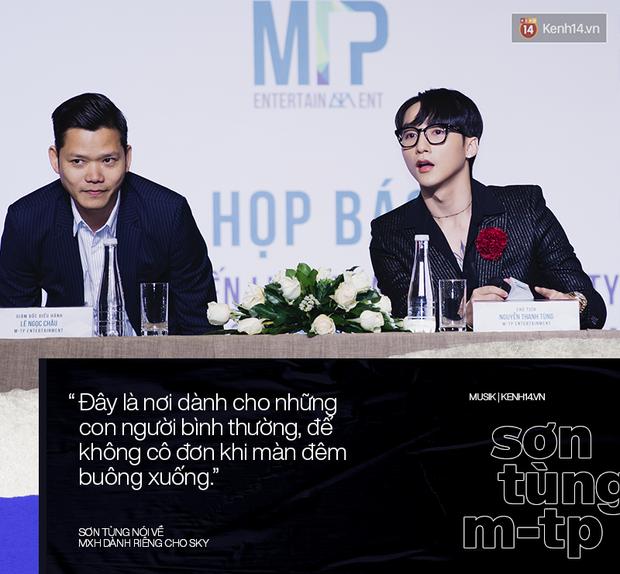 Loạt phát biểu của chủ tịch M-TP Entertainment Nguyễn Thanh Tùng: Tôi luôn khuyên mọi người hãy uyên thâm tất cả những việc mà bạn làm! - Ảnh 3.