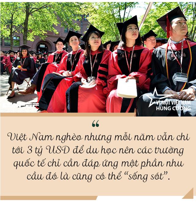 TS Đinh Ngọc Thạnh: Một người như mình thì chẳng làm được gì cả, nhưng một triệu bạn trẻ Việt Nam ra thế giới mang kiến thức về thì… - Ảnh 4.