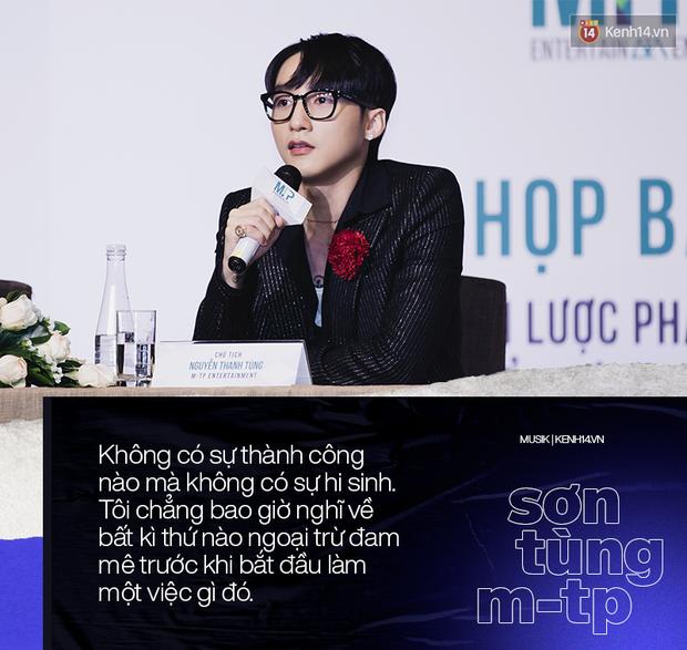 Loạt phát biểu của chủ tịch M-TP Entertainment Nguyễn Thanh Tùng: Tôi luôn khuyên mọi người hãy uyên thâm tất cả những việc mà bạn làm! - Ảnh 4.