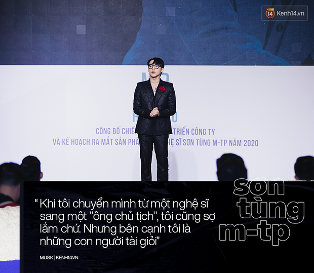 Loạt phát biểu của chủ tịch M-TP Entertainment Nguyễn Thanh Tùng: Tôi luôn khuyên mọi người hãy uyên thâm tất cả những việc mà bạn làm! - Ảnh 5.