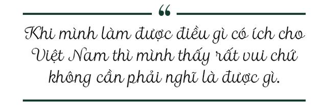 TS Đinh Ngọc Thạnh: Một người như mình thì chẳng làm được gì cả, nhưng một triệu bạn trẻ Việt Nam ra thế giới mang kiến thức về thì… - Ảnh 7.