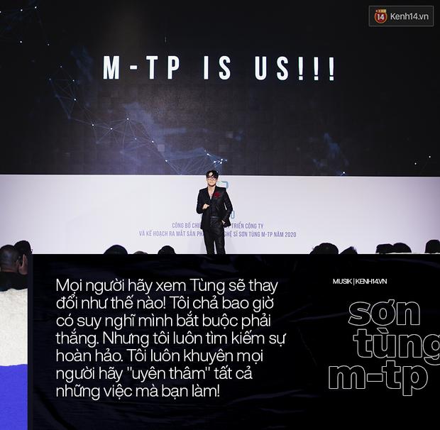 Loạt phát biểu của chủ tịch M-TP Entertainment Nguyễn Thanh Tùng: Tôi luôn khuyên mọi người hãy uyên thâm tất cả những việc mà bạn làm! - Ảnh 10.