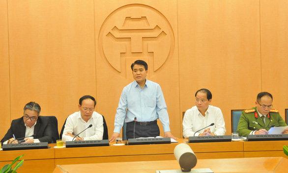 Hà Nội: Cho học sinh nghỉ học nếu không khí ô nhiễm tới mức nguy hại - Ảnh 1.