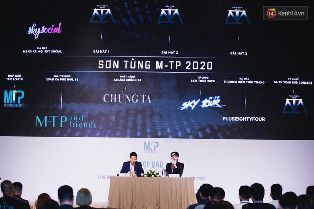 Đăng ký KPI quá khủng cho 2020, Sơn Tùng M-TP có mặc một chiếc áo quá rộng? - Ảnh 4.