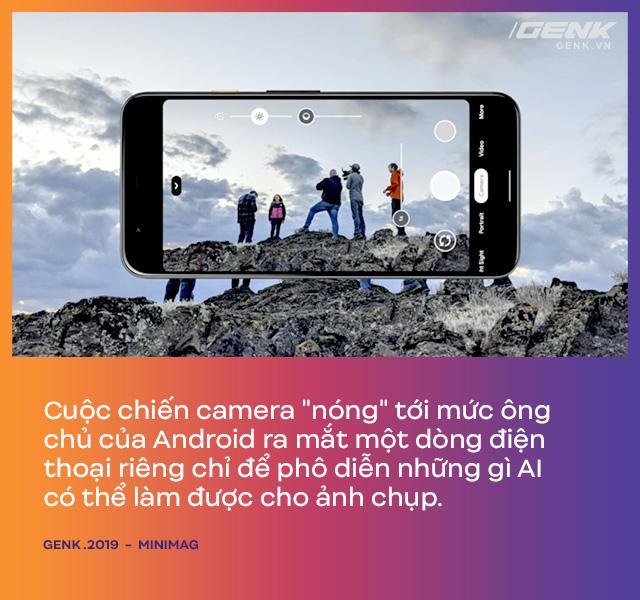 Vì sao Apple, Google, Samsung, Huawei, Xiaomi... đều tập trung phần lớn sáng tạo vào bộ phận camera trên smartphone?  - Ảnh 1.