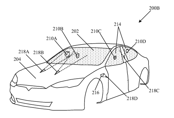 Không có cần gạt nước, Cybertruck của Tesla sẽ làm sạch bụi trên kính xe như thế nào? - Ảnh 2.
