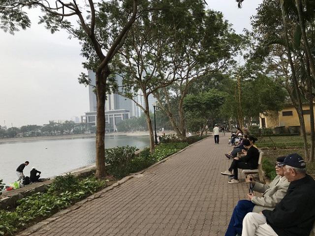 Lại đề xuất lấp hồ Thành Công xây chung cư - Ảnh 1.