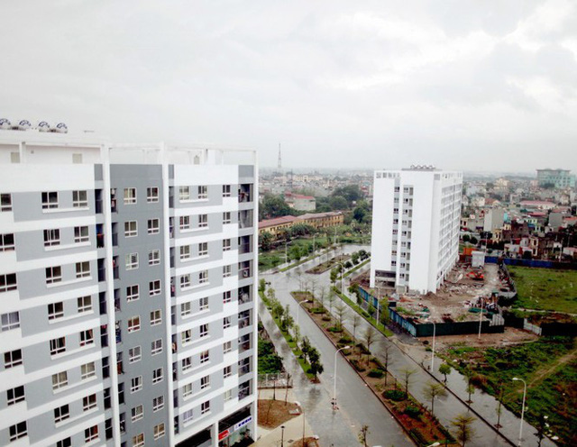 Phát hiện loạt dự án nhà ở xã hội ở Hà Nội xây gần xong mới xin giấy phép - Ảnh 1.