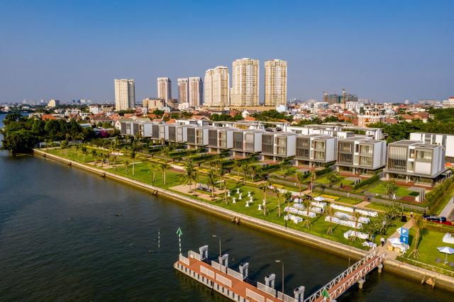 2 khu biệt thự 100 tỉ đồng mỗi căn của giới siêu giàu khu Đông Sài Gòn - Ảnh 11.