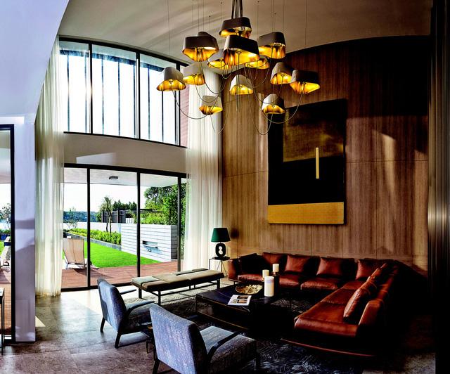 2 khu biệt thự 100 tỉ đồng mỗi căn của giới siêu giàu khu Đông Sài Gòn - Ảnh 13.
