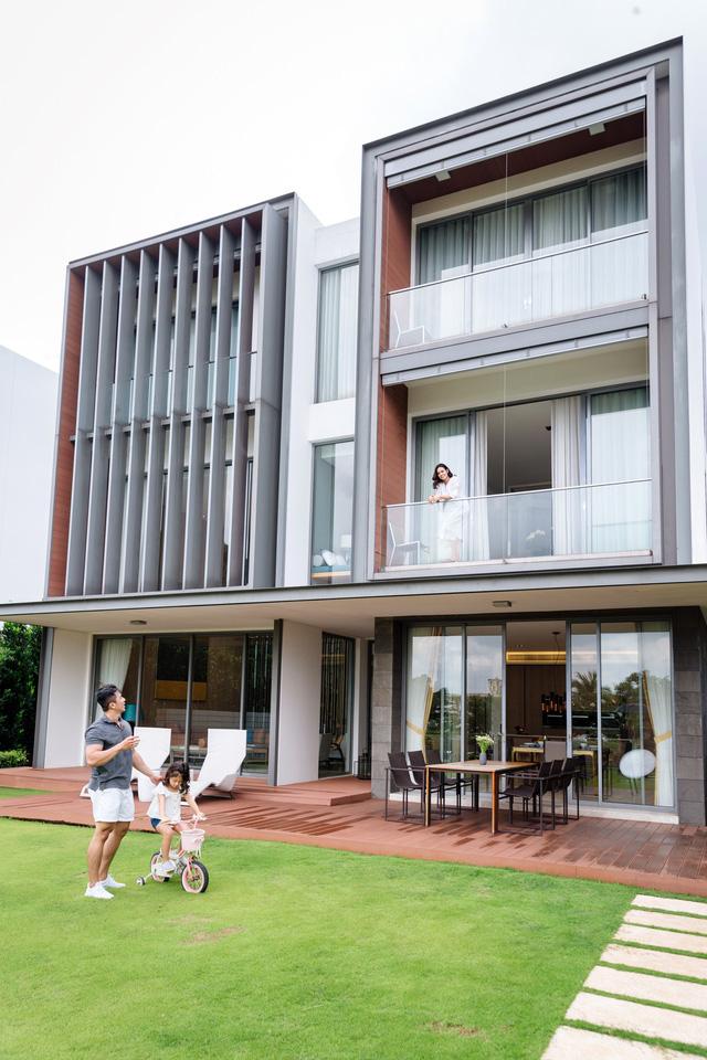 2 khu biệt thự 100 tỉ đồng mỗi căn của giới siêu giàu khu Đông Sài Gòn - Ảnh 14.