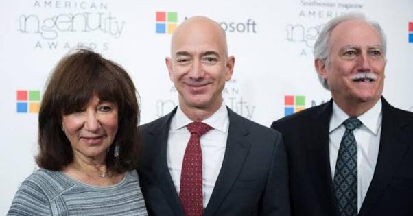 Những điều không ai ngờ tới về tỷ phú Jeff Bezos - Ảnh 3.