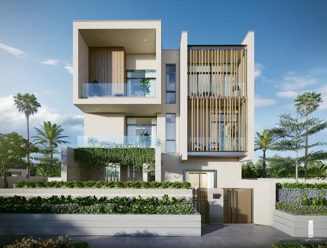 2 khu biệt thự 100 tỉ đồng mỗi căn của giới siêu giàu khu Đông Sài Gòn - Ảnh 4.