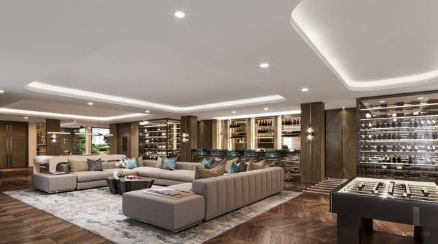 2 khu biệt thự 100 tỉ đồng mỗi căn của giới siêu giàu khu Đông Sài Gòn - Ảnh 7.
