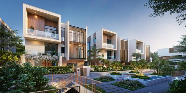 2 khu biệt thự 100 tỉ đồng mỗi căn của giới siêu giàu khu Đông Sài Gòn - Ảnh 9.